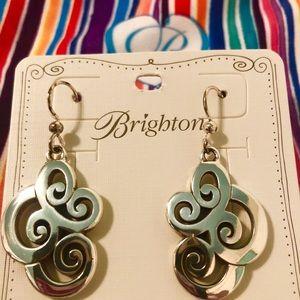 Never-worn Brighton earrings